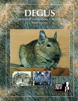 Degus: Biologie, Haltung, Zucht (NTV Kleinsäuger) - 1