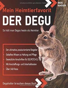Der Degu: Mein Heimtierfavorit - 1