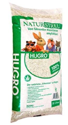 HUGRO Naturstreu 10 Liter - 1