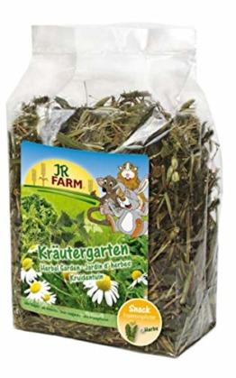 JR Farm Nagetiersnack - Kräutergarten - 100 g - 1