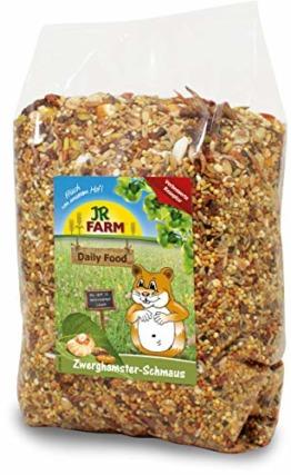 JR Farm, Zwerghamster-Schmaus - 1
