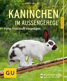Kaninchen im Außengehege: Pures Frischluft-Vergnügen - 1