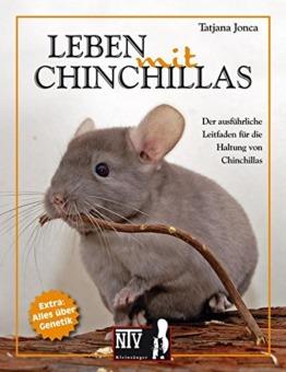 Leben mit Chinchillas: Der ausführliche Leitfaden für die Haltung von Chinchillas (NTV Kleinsäuger) - 1