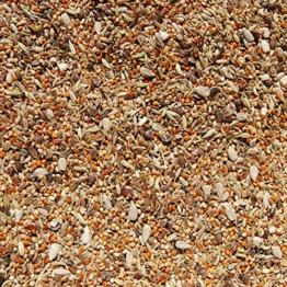 Mixerama® Futterzusatz - 1kg Glückliche Nager - Saatenmischung - Futtermischung - Ergänzungsfutter für Kaninchen und Nager - 1