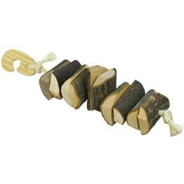 Nobby Knabber Holzkette 25 cm - 1