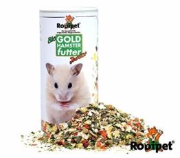 Rodipet® Bio Goldhamsterfutter Junior 500g - 1