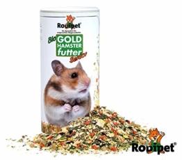 Rodipet® Bio Goldhamsterfutter Senior 500g - 1
